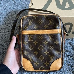 Authentic Louis Vuitton Danube bag